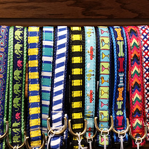 Buy your Up Country Dog Collar and Leash at Bark of the Town in North Andover MA